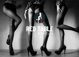 RED TABLE – Nightclub